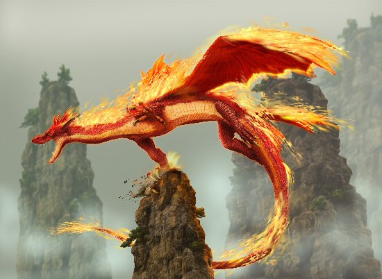 Imagenes Dragon
