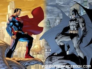Batman frente a Superman