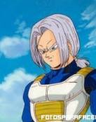 El Trunks del futuro