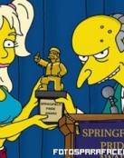 La estatuilla de Burns