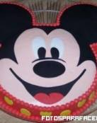 Rostro de Mickey Mouse